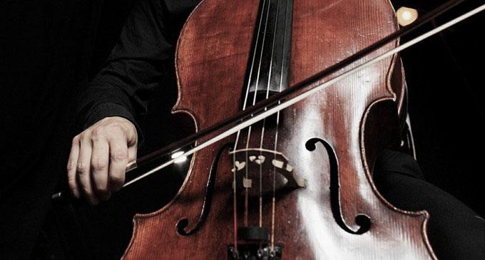 チェロ奏者