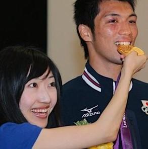 村田諒太と妻