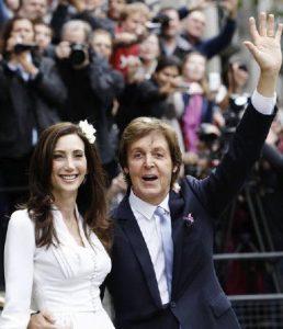 ポールとナンシー